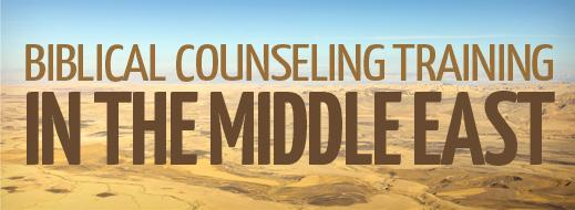Biblical Counseling Training in the Middle East