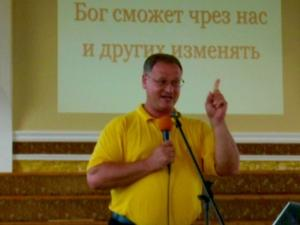 Introduction to Biblical Counseling Seminar: Kirovo-Chepetsk, Russia