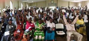 Certification Organization Meeting: Uganda
