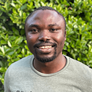 Timothy Babatunde, OIC Intern